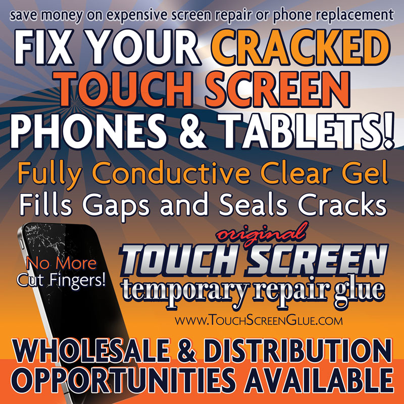 Frequently Asked Questions - Touch Screen Repair Glue